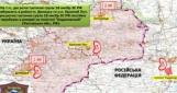 Разведка сообщила о местах дислокации российских военных в Украине (инфографика)