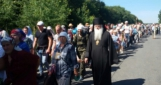 Сегодня в центре Киева встретятся колонны крестного хода УПЦ МП с Запада и Востока
