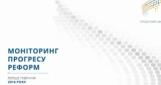Нацсовет реформ обнародовал отчет о достижениях за полгода (инфографика)