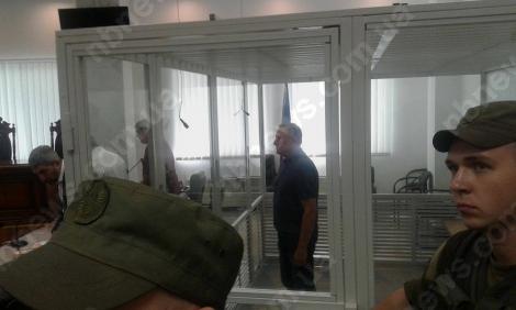Апелляционный суд рассматривает жалобу защиты на арест Ефремова