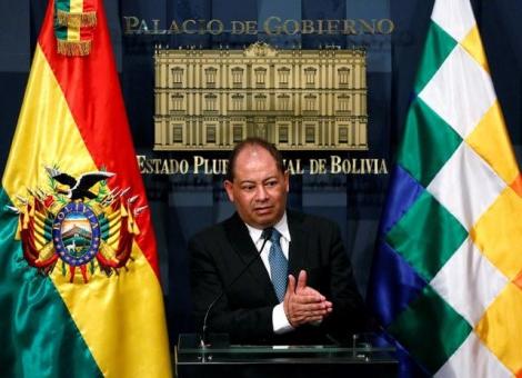 В Боливии протестующие шахтеры забили до смерти заместителя главы МВД