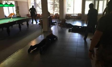 В Святогорске задержали 106 «авторитетов» на похоронах «вора в законе»