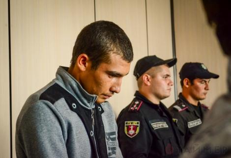 Цыган, убивший 9-летнюю девочку в Лощиновке, арестован на 2 месяца без залога