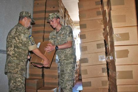 ВСУ получили более тысячи приборов ночного видения из США  -  Полторак