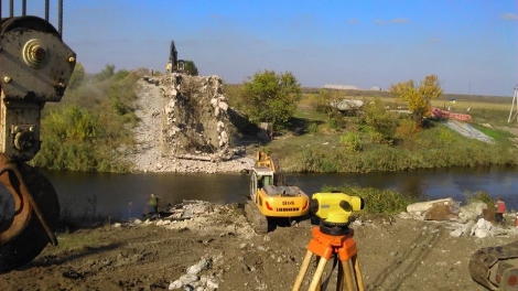 На Донетчине до конца года восстановят три моста  -  Жебривский