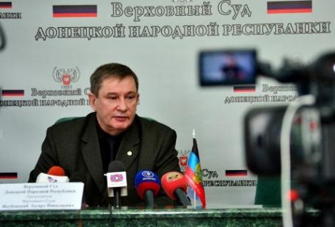 В ДНР заявили, что осудили за шпионаж двух граждан и одного военного