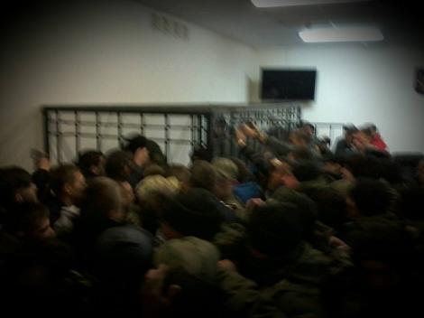 «Защитников конституции» Гуменюка и Крайняка оставили за решеткой
