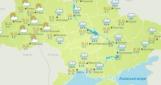 В Украине сегодня ожидаются дожди, в Киеве днем +9 градусов