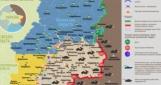 На Луганщине враг выпустил 82 мины, по Зайцево бил из тяжелого оружия (карта)