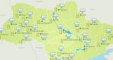 В четверг в Украине пройдут дожди, в Карпатах  -  снег