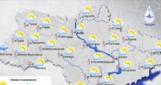 В среду в Украине без осадков, в Киеве днем +9 градусов