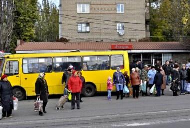 В ДНР с 1 ноября подорожает проезд в маршрутках