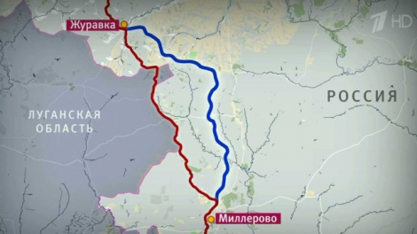 Железную дорогу в обход Украины обещают запустить в августе 2017 года