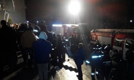 В пожаре в ночном клубе Львова пострадали более 20 человек