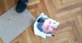 Сегодня продолжится суд над «Хортом», порвавшим портрет Порошенко