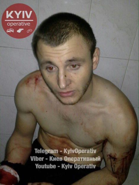 Подозреваемый в убийстве сбежал из заседания Святошинского суда Киева