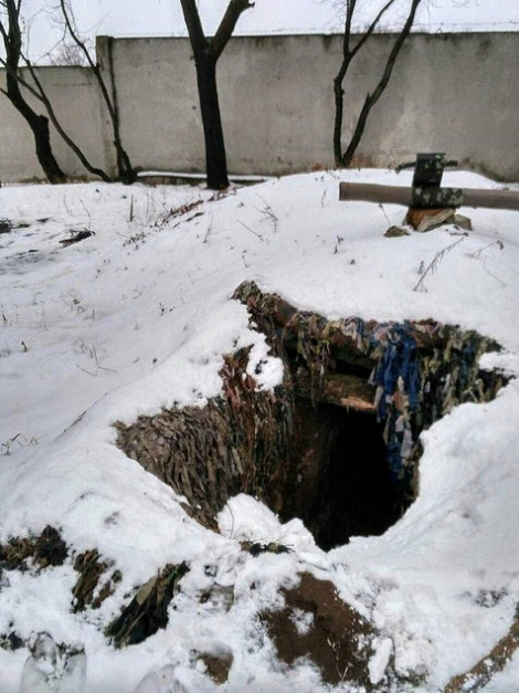 В районе АТО в четырех тайниках нашли противотанковые гранаты РПГ и мины ОЗМ-72