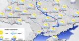 В четверг мокрый снег будет идти на большей части Украины