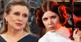 Скончалась американская актриса Кэрри Фишер  —  «принцесса Лея» из «Звездных воен»