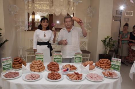 Нардеп Поплавский зарегистрировал торговые знаки колбасы «Ректорская» и «Профессорская»