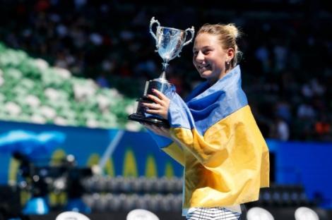 Украинка впервые в истории стала чемпионкой юниорского Australian Open