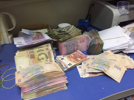 В Киеве ликвидировали конвертцентр с оборотом свыше 530 млн грн