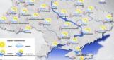 Во вторник в Украине снова похолодает