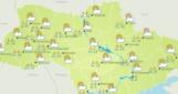 В четверг в Украине ожидается умеренный мороз, в Карпатах до -20°