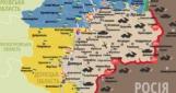 Эпицентром боевых действий остаются рубежи обороны в Широкино и Водяном (карта)