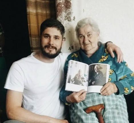 Украинские врачи сохранили зрение раненому в Авдеевке британскому фотографу