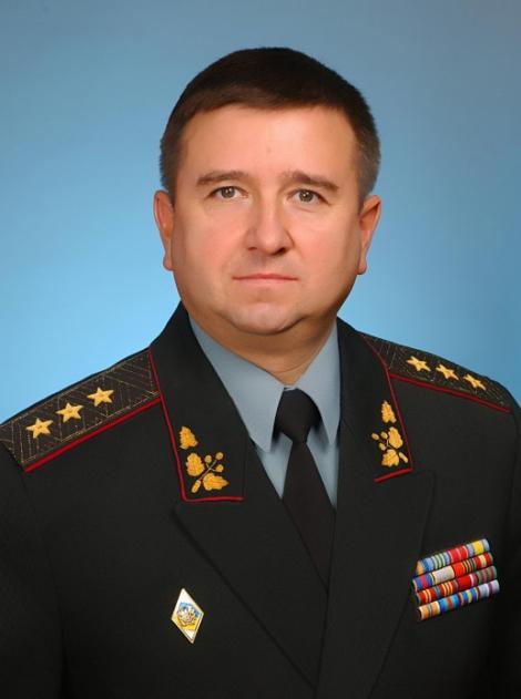 Порошенко наградил орденом генерал-полковника Воробьева посмертно