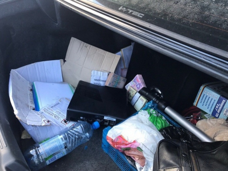 На Киевщине чиновника гоструда поймали на взятке более 100 тыс. грн