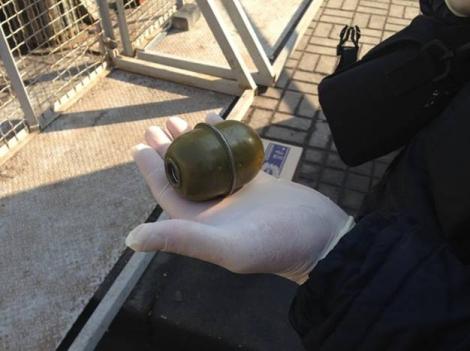 На Крещатике в Киеве задержали мужчину с гранатой РГД-5  —  полиция