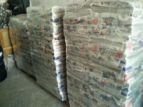 В Одессе СБУ изъяла 2,5 тонны антиукраинских газет: из РФ готовили провокации
