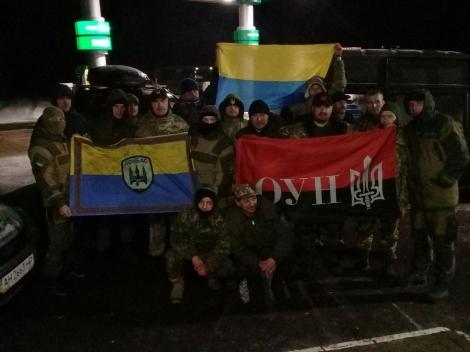 Блокада торговли с оккупантами: новый редут «Соловейко» установили возле Новотроицкого