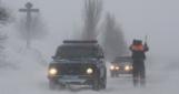 ГСЧС предупреждает о гололедице на дорогах большинства областей Украины