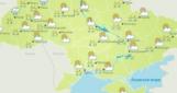 В пятницу в Украине потеплеет, на западе мокрый снег