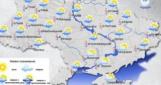 В субботу в Украине будет идти мокрый снег и продолжится потепление