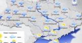 Сегодня по Украине будет идти мокрый снег с дождем