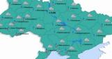 В четверг в Украину придет весеннее тепло и мокрый снег