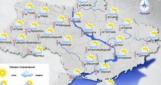 В Украину идет тепло без осадков, на западе до +17