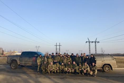 Штаб торговой блокады Донбасса открыл новый мобильный пост