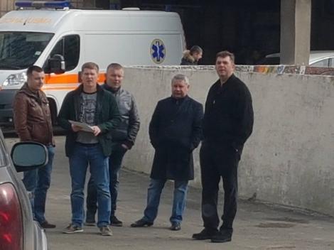 Нардепы от БПП блокировали доставку Насирова в Институт Стражеско  —  НАБУ