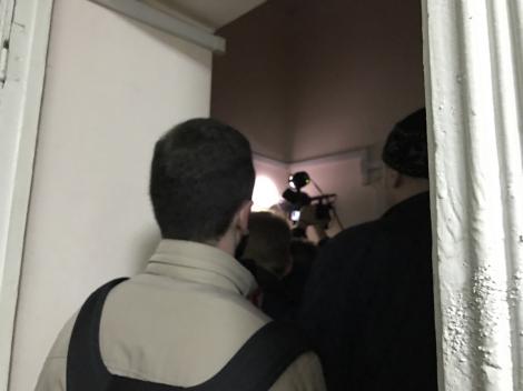 Начался суд по избранию меры пресечения Насирову