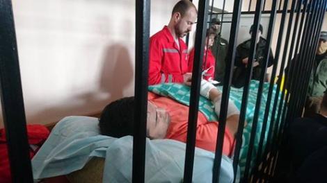 Cуд закончил слушать выступления стороны защиты Насирова, объявлен перерыв