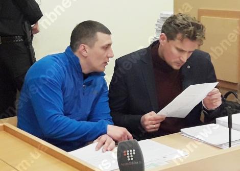 Беркутовец Гончаренко пока остается в СИЗО, апелляцию перенесли на апрель