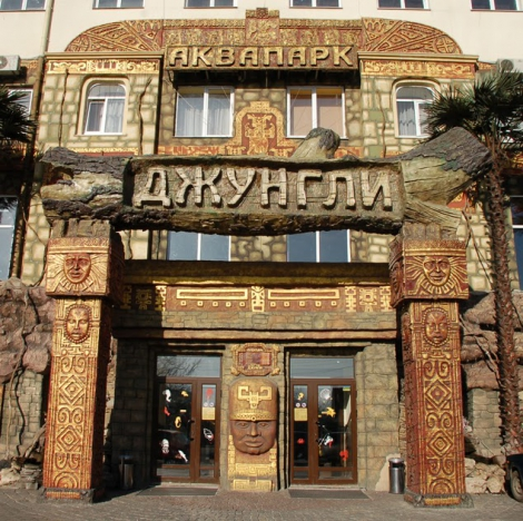 Посетители харьковского аквапарка отравились парами хлора, 6 детей в больнице