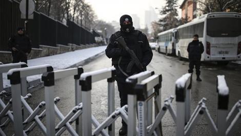 Власти Турции перекрыли проходы в здания диппредставительств Нидерландов