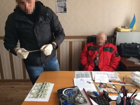 На Херсонщине заместитель начальника исправительной колонии сядет за взятку