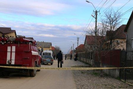 Дом экс-зампрокурора Закарпатья Кайло обстреляли из гранатомета (фото)